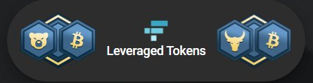 FTX Leveraged Tokens