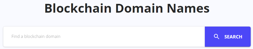 find domain unstoppable domains